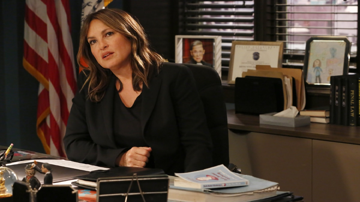 'Law & Order: SVU' gears up for biggest sting yet