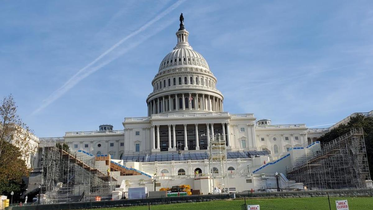 Virus threat shrinks plans for Biden Inaugural