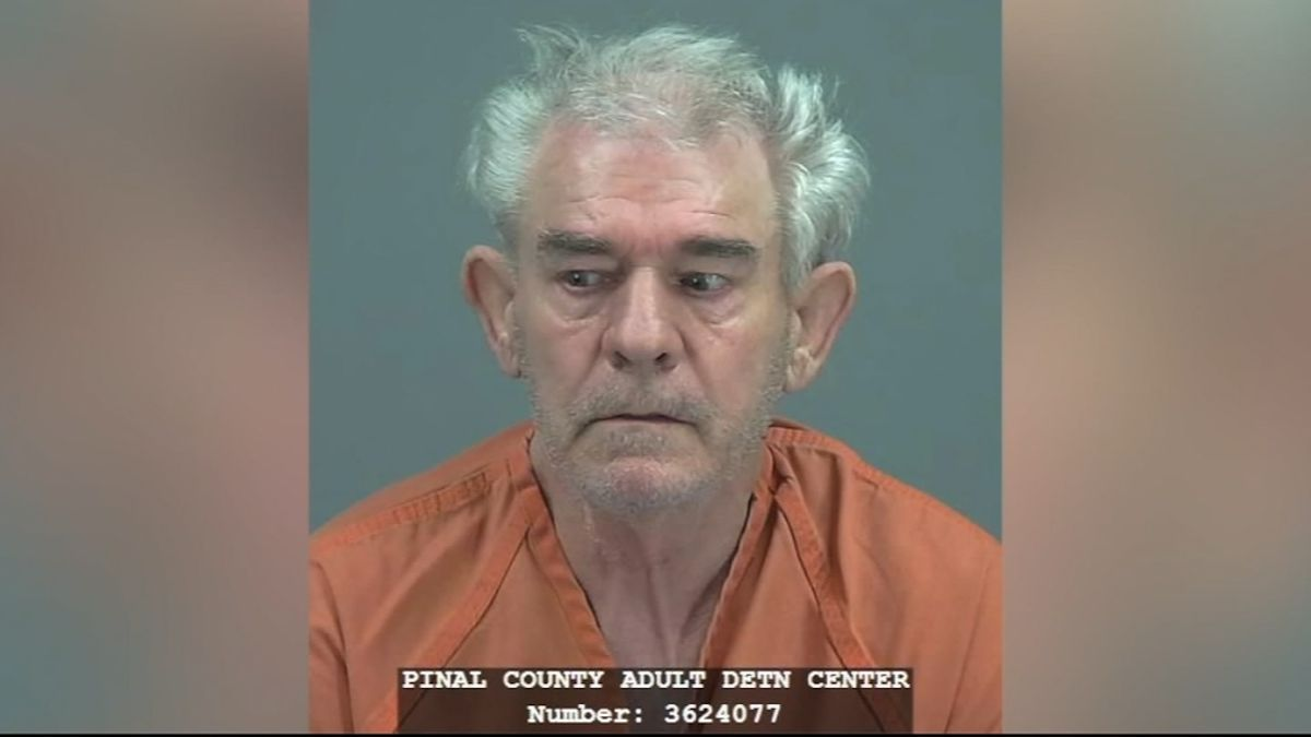 Man arrested with wife's naked body in car