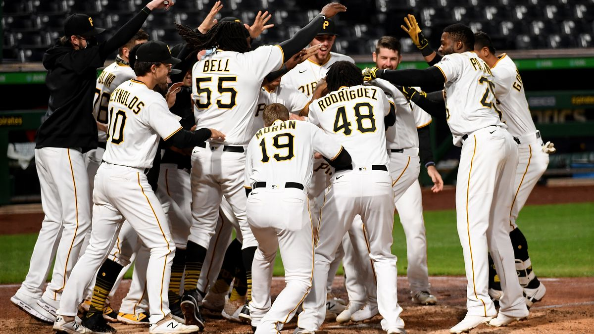 Pirates move up home start times in 2021