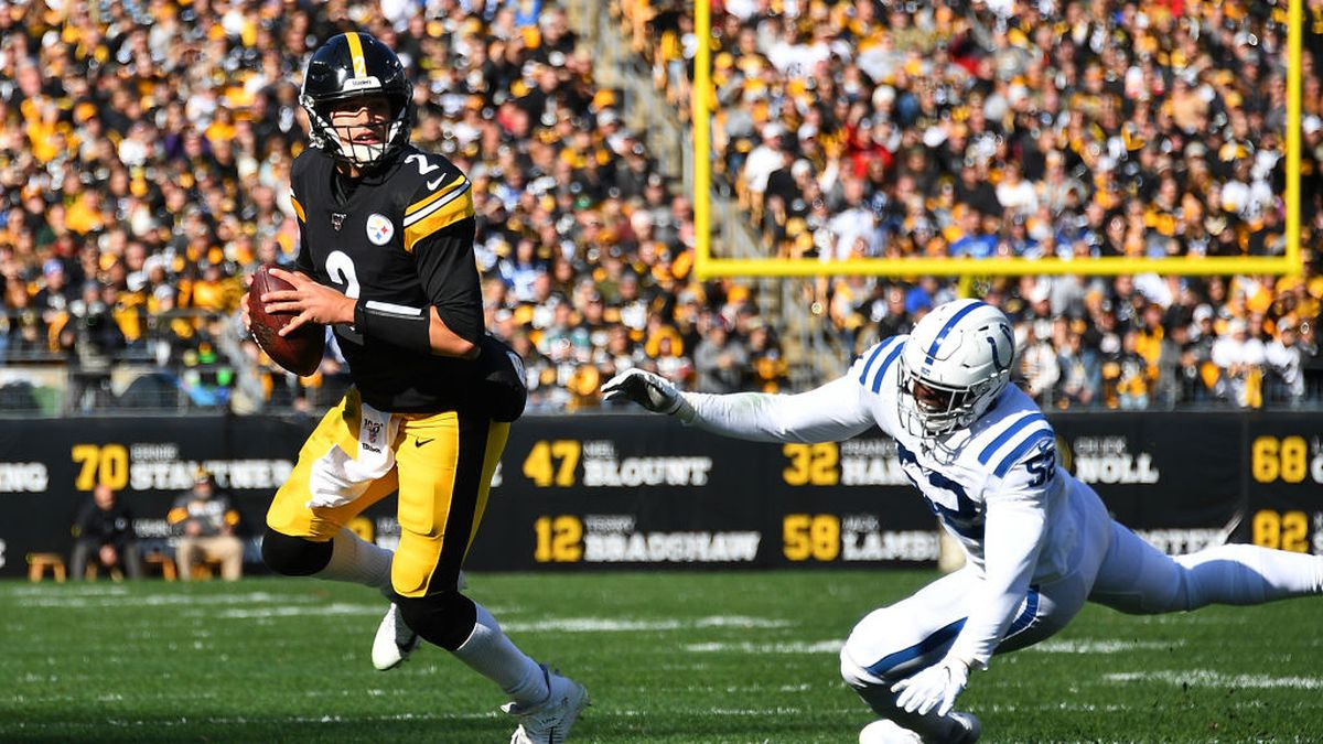 Tomlin 'comfortable' with Rudolph as backup