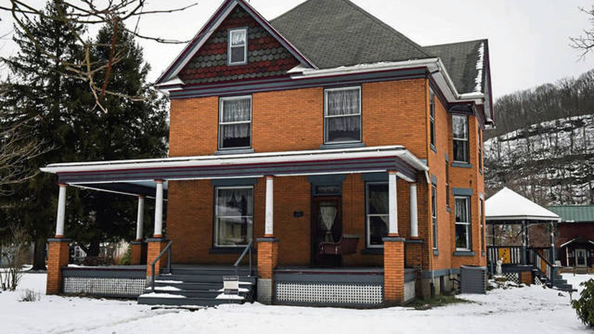 You could soon be able to stay in Buffalo Bill's house from 'Silence of the Lambs'