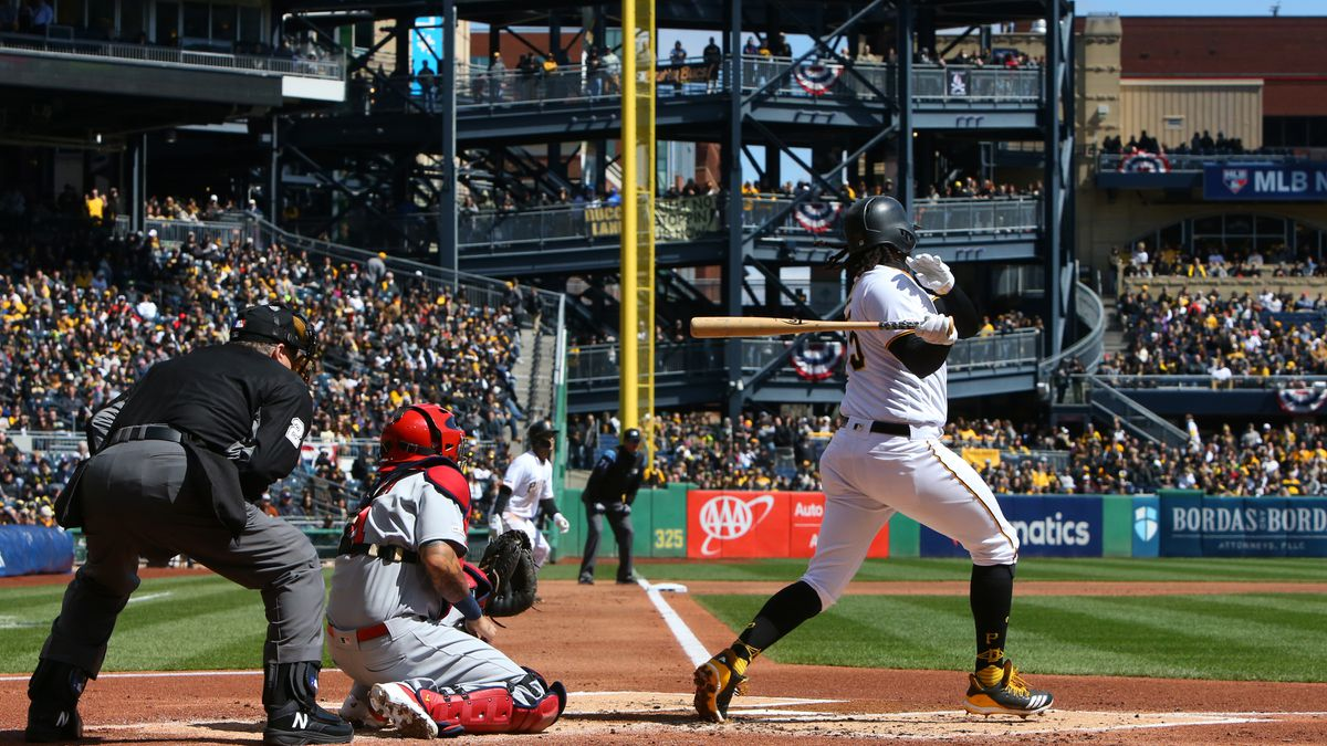 Josh Bell named NL Player of the Week