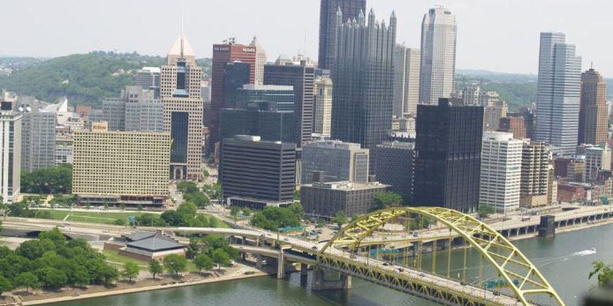 Pittsburgh ranks high as Rust Belt rebound in new study