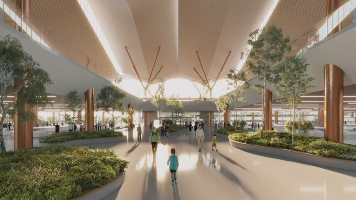 Architect behind current airport criticizes $1.1B modernization plan