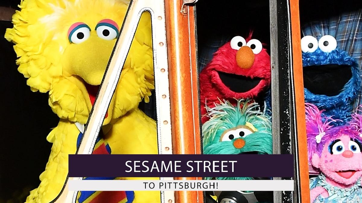 Sesame Street celebrates 50 years in Pittsburgh