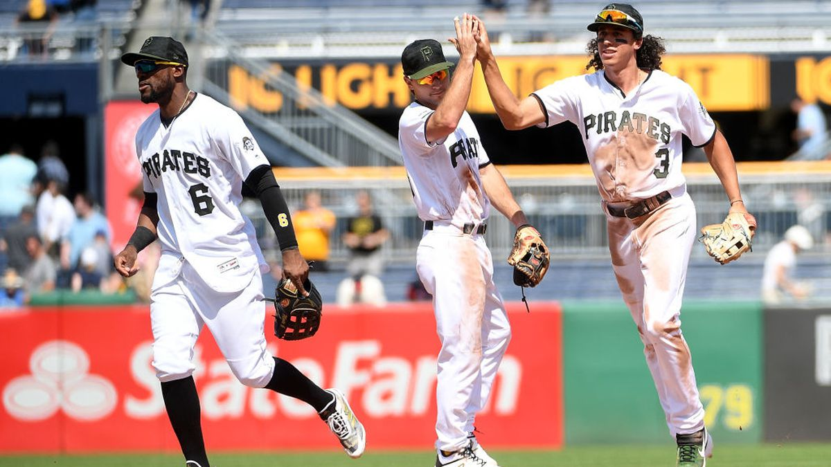 Pittsburgh opens 3-game series at Milwaukee