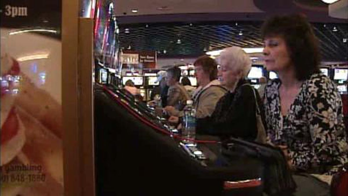 Meadows Casino completely smoke free inside by order of Department of Health