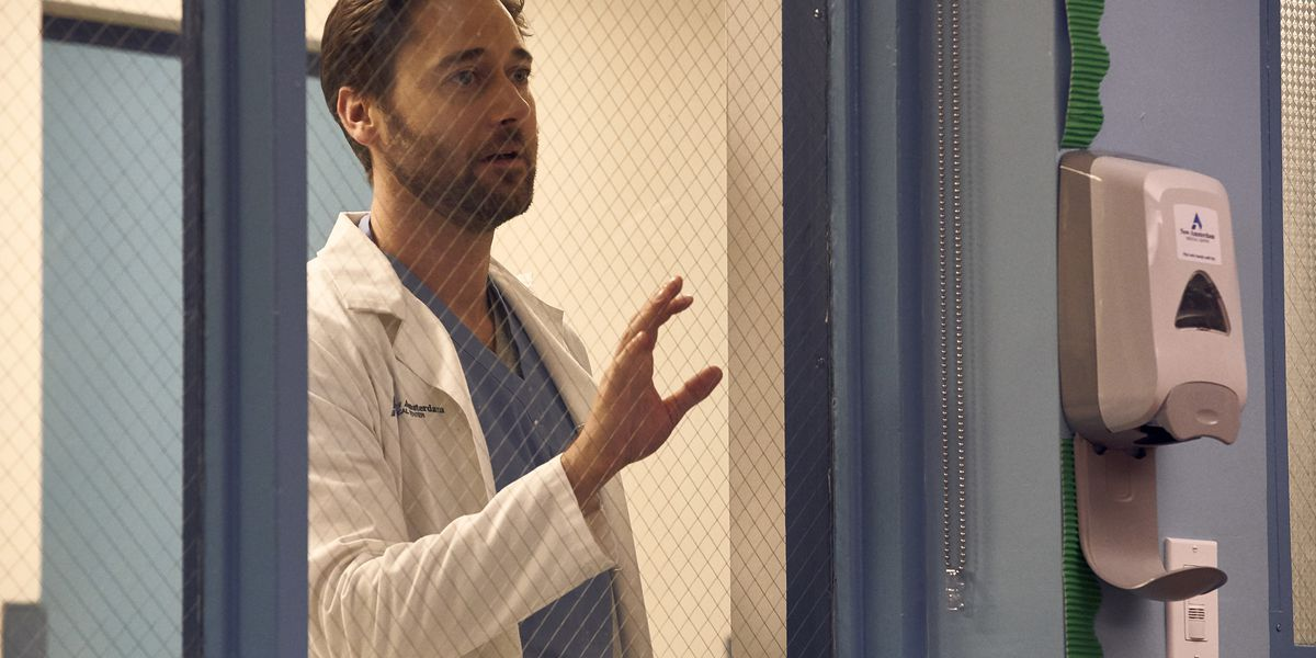 'New Amsterdam' returns with Code Silver causing a panic