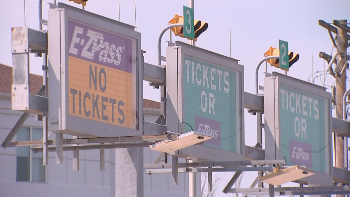 Part of PA Turnpike closing over weekend for bridge work