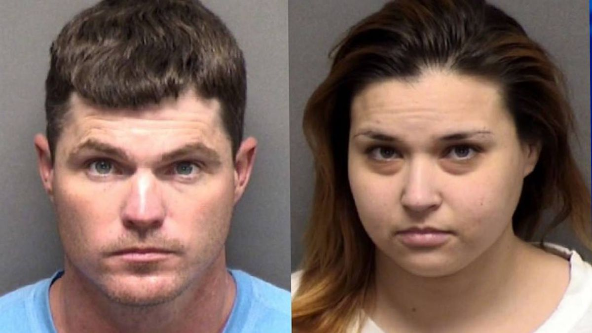 'Too dumb to be pimps': Texas police arrest 2 in connection with trafficking of girl, 14