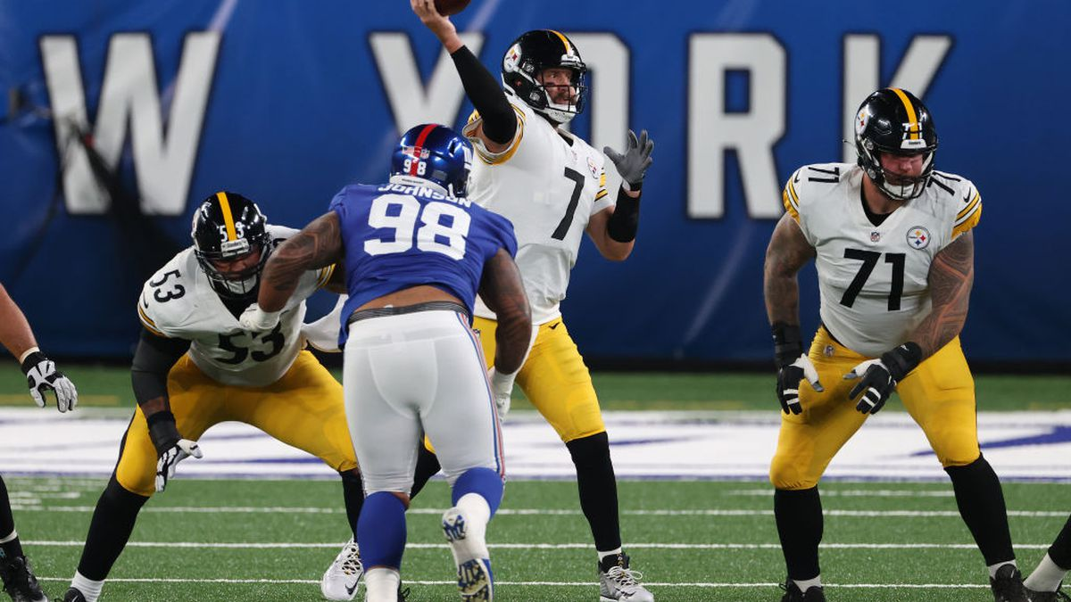 Defense, Snell, Big Ben carry Pittsburgh over Giants 26-16