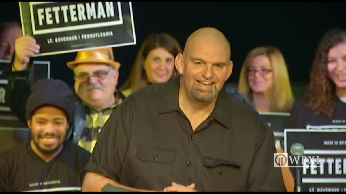Amendment in proposed state budget bill could be because of Lt. Gov. John Fetterman