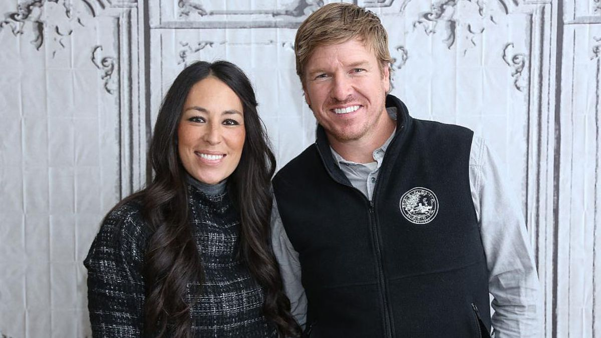 Chip and Joanna Gaines pay off 'Fixer Upper' family mortgage