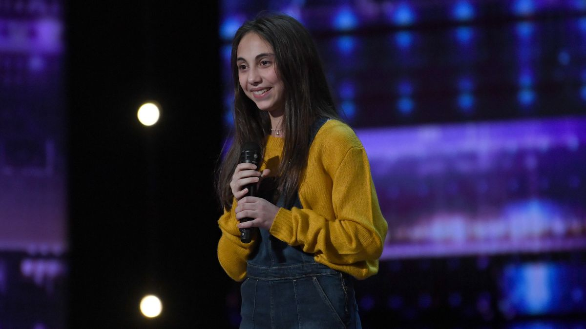 FIRST LOOK: 12-year-old Pittsburgher ready to take the 'America's Got Talent' stage