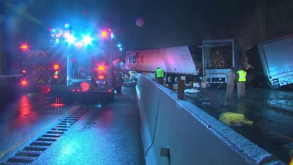 'Critical shortage' of blood could have impacted victims of Pa. Turnpike crash, blood bank says