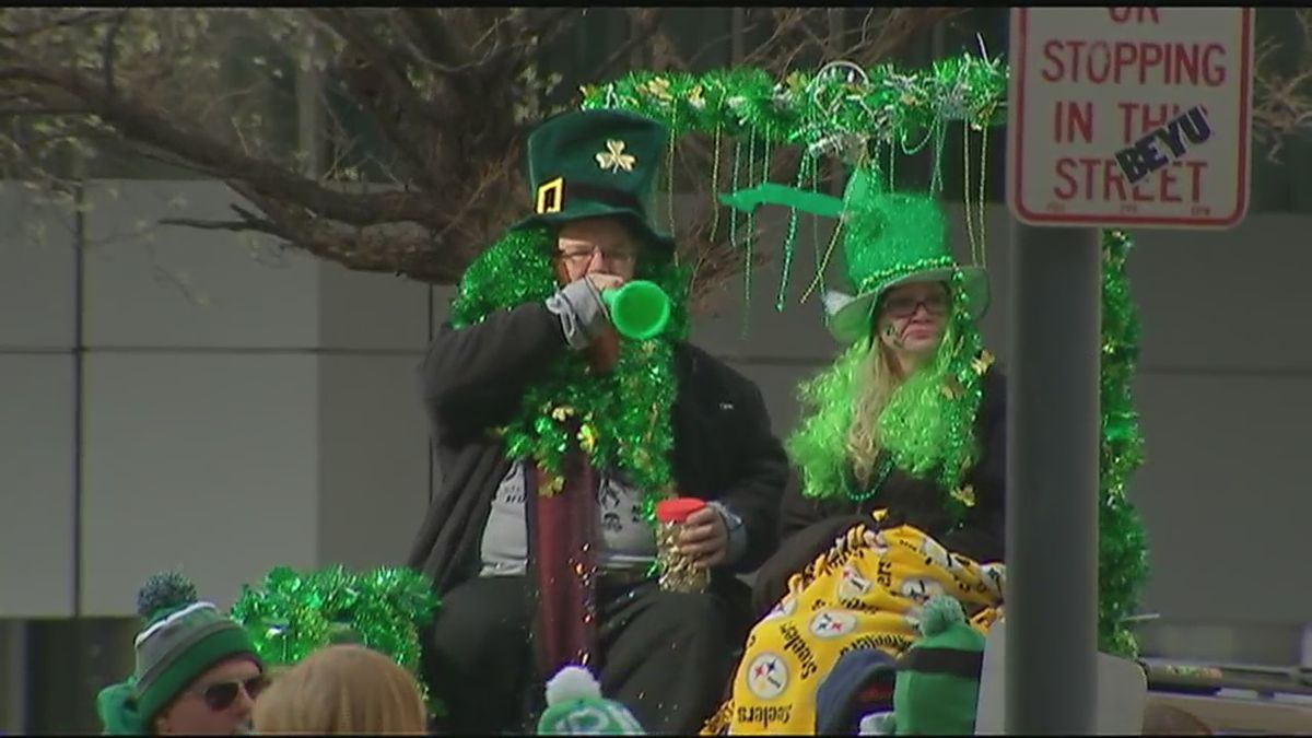 Pittsburgh one of best places to celebrate St. Patrick's Day