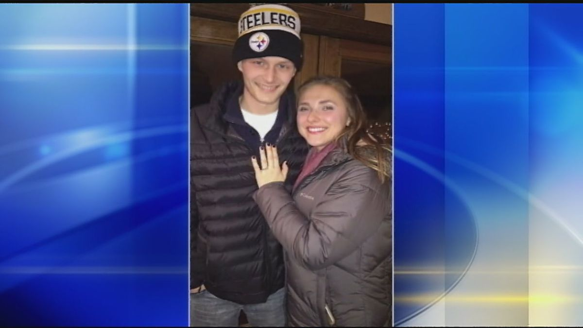 Canonsburg teen battling terminal cancer marries girlfriend with help of community