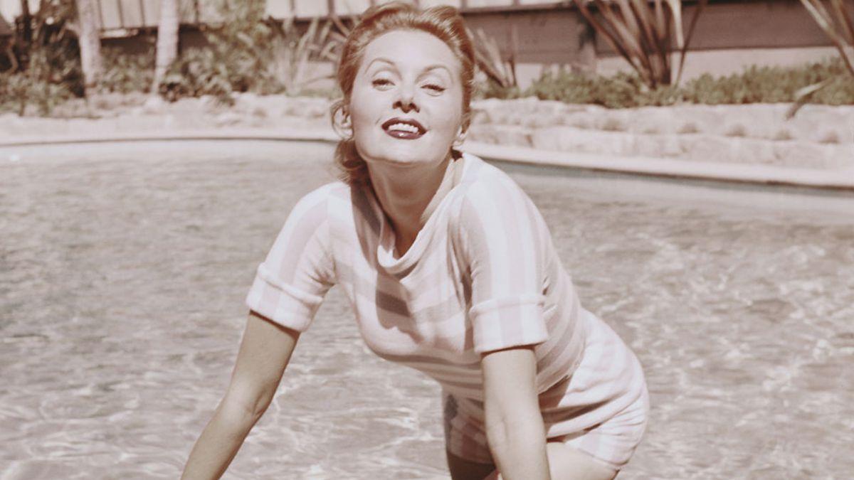Actress Rhonda Fleming, 'Queen of Technicolor,' dead at 97