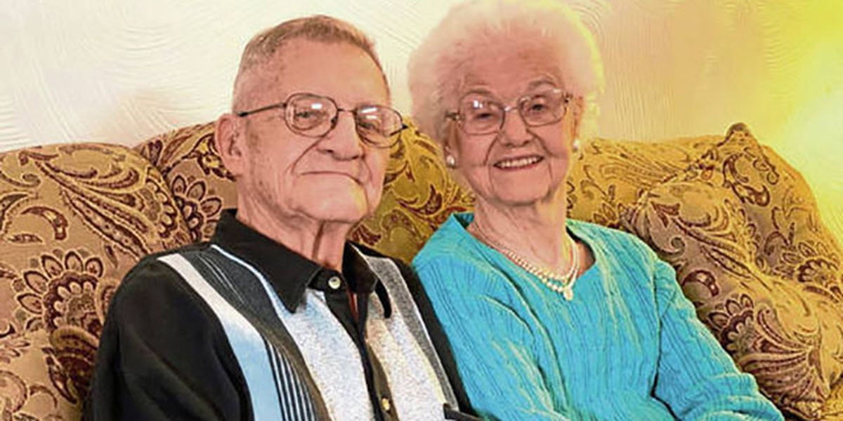 Secret Valentine's Day wedding leads to 75 years of marriage for local couple