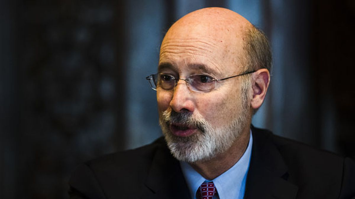 Gov. Wolf boosts minimum wage again for Pa. state employees