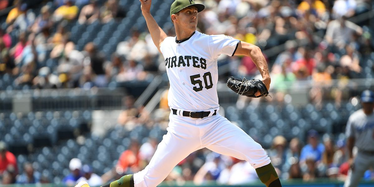 Pirates pitcher Jameson Taillon moved to 60-day injured list