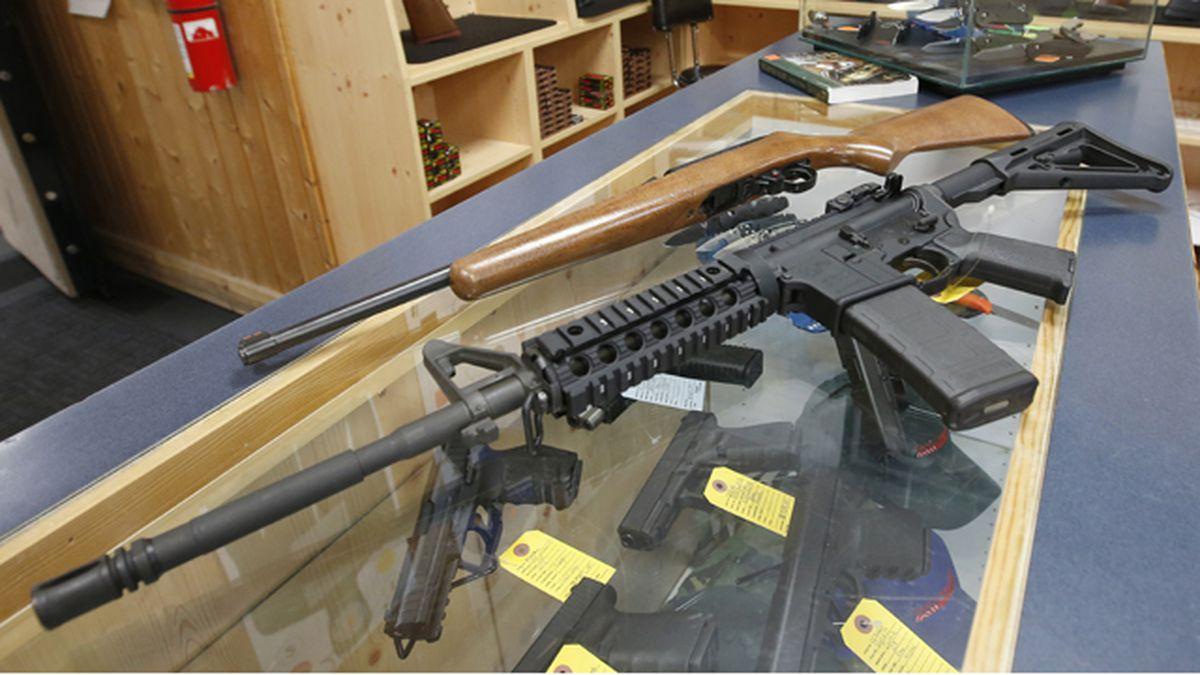 Pennsylvania church to bless couples toting AR-15 rifles