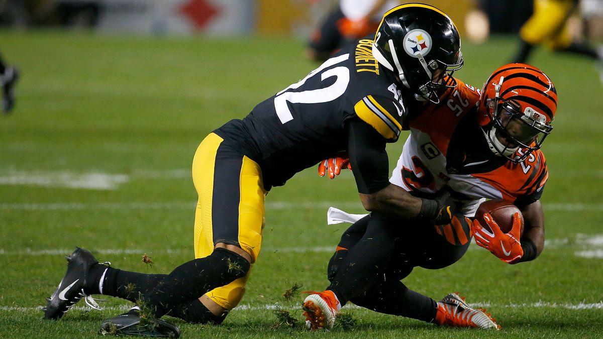 Browns sign former Steelers S Burnett, ex-AAF QB Gilbert
