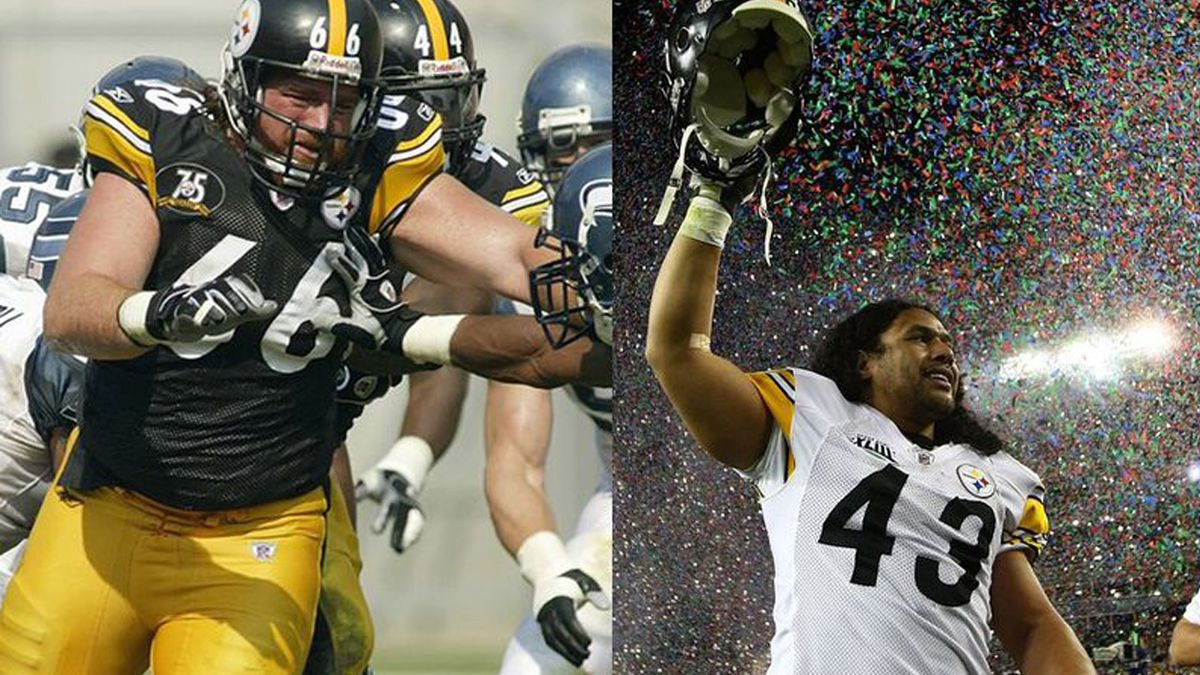 2 former Pittsburgh Steelers named finalists for 2020 Pro Football Hall of Fame class