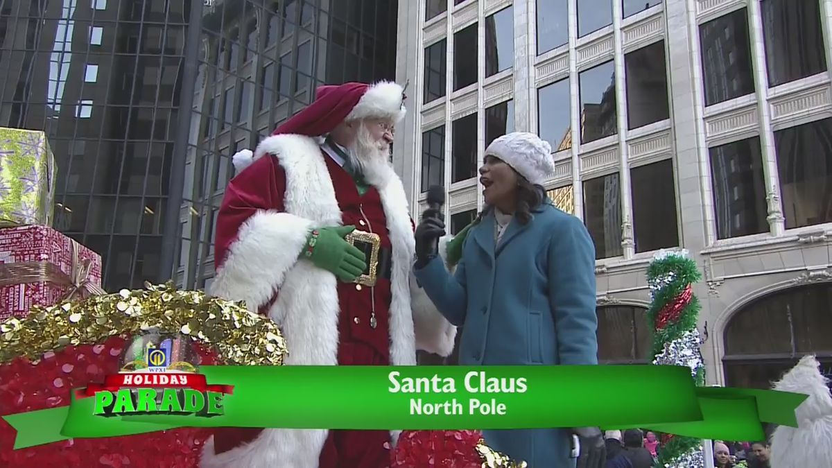 Do you know these famous Pittsburgh faces? You'll see them at the WPXI Holiday Parade