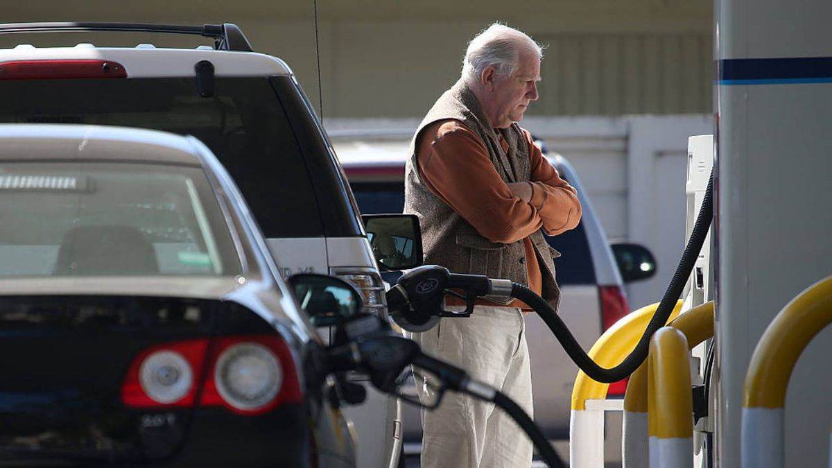 Gasoline prices could dip due to coronavirus, production increase, expert says