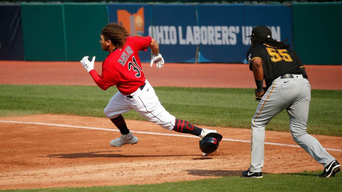 Indians rally past Pirates, will host Yankees in playoffs
