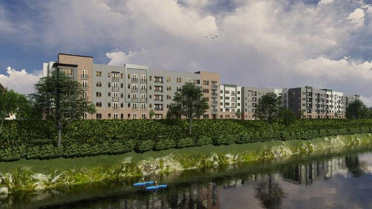 Kansas City firm pursuing new 251-unit apartment redevelopment at the Waterfront
