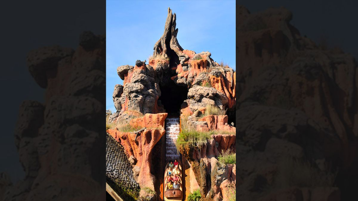 Disney S Splash Mountain Ride To Be Completely Reimagined As