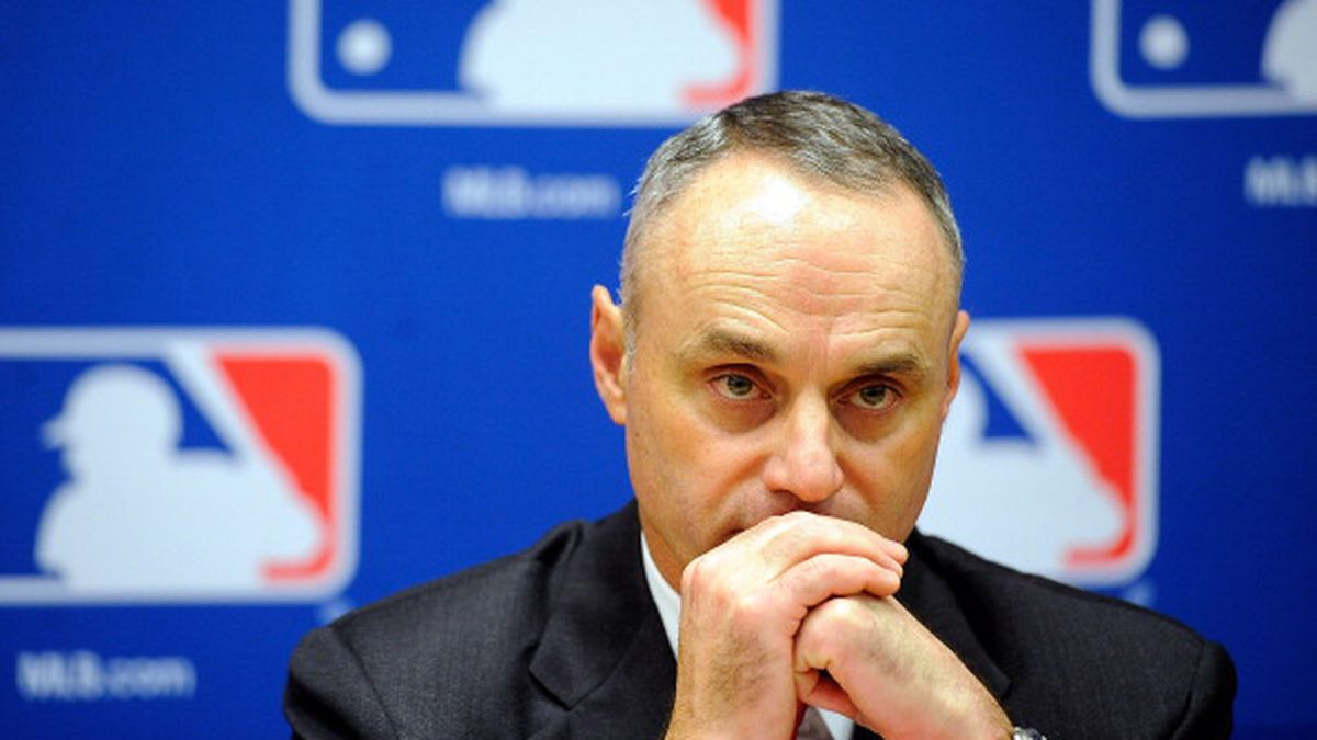Commissioner Rob Manfred warns MLB season in jeopardy after recent COVID-19 outbreaks