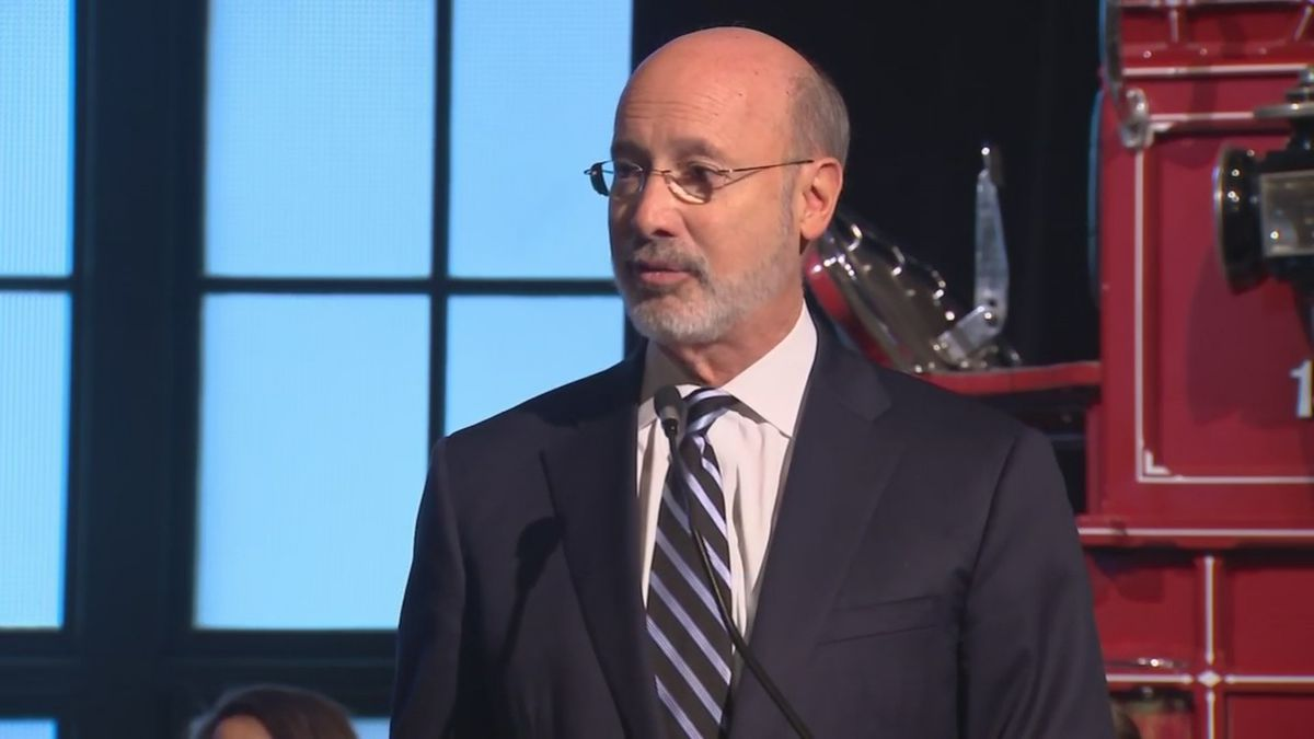 'I'm appalled': Governor Wolf vows to veto abortion bill