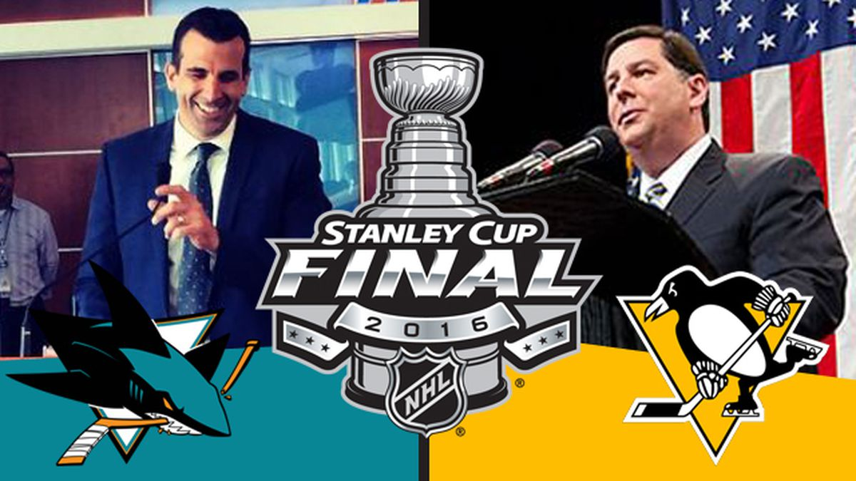 Peduto, San Jose mayor place friendly wager on Stanley Cup Final
