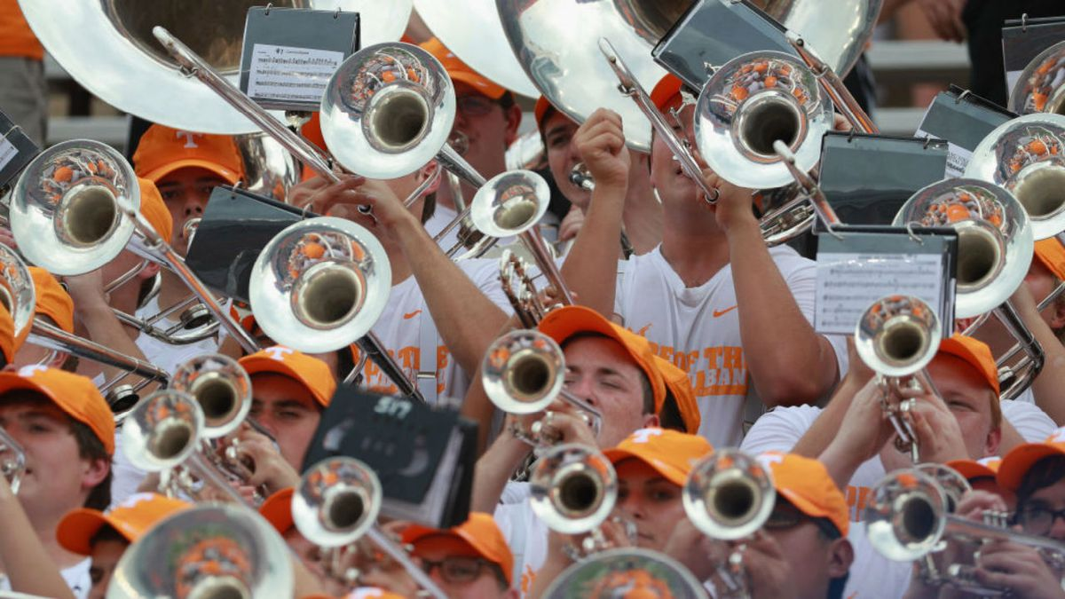 Tennessee marching band wears shirt inspired by bullied Florida boy's design