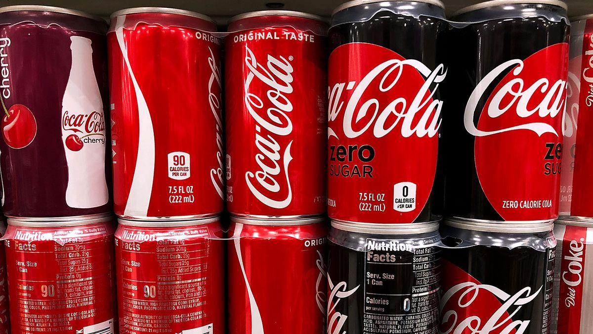 Coca-Cola widened its lead versus Pepsi in cola wars last year, report says