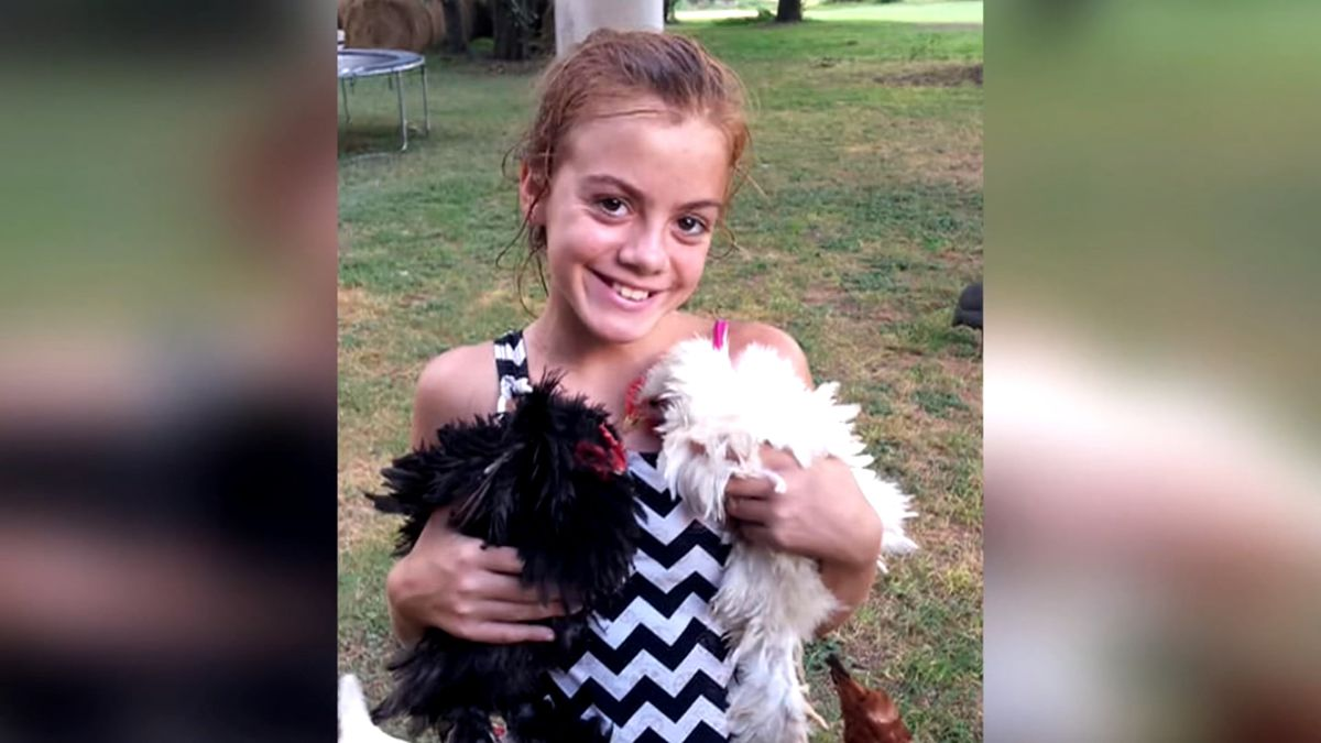 Texas girl, 10, dies after contracting brain-eating amoeba from river, family says