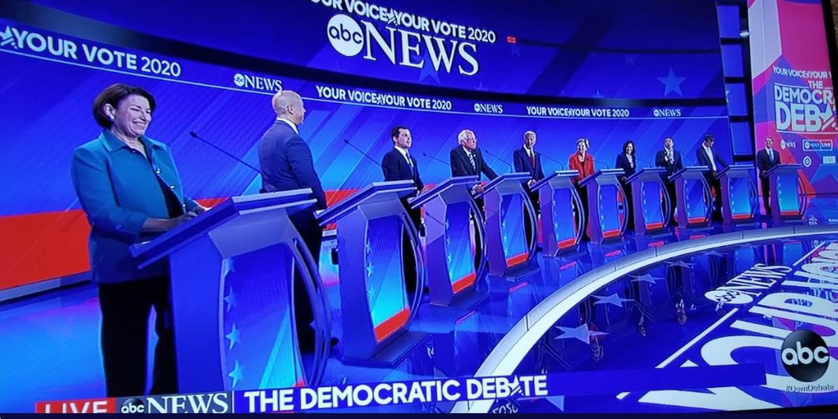 After third debate, clock ticking on Democratic hopefuls