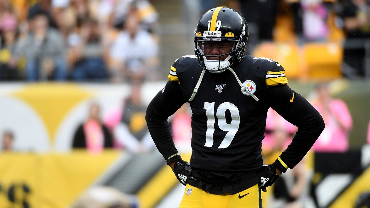 Worried about JuJu? His offensive coordinator sure isn't