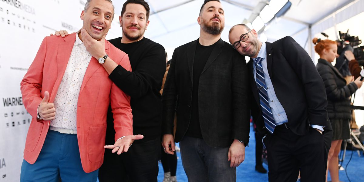 Stars of 'Impractical Jokers' bringing comedy tour to Pittsburgh