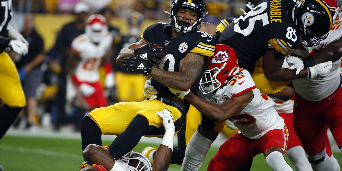 Steelers honor Drake, keep Chiefs in check in 17-7 victory