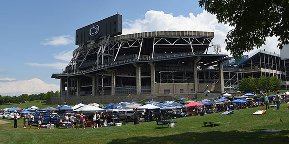 Penn State responds to letter criticizing football player's hair