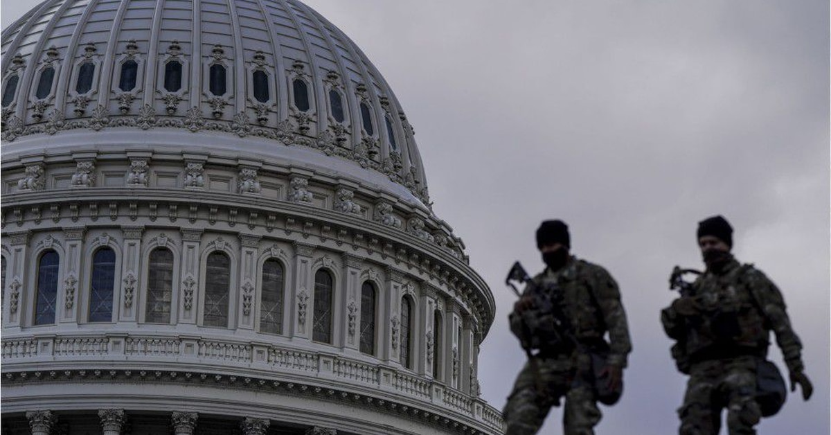 Feds: West Virginia woman said US Capitol raid 'was cool'