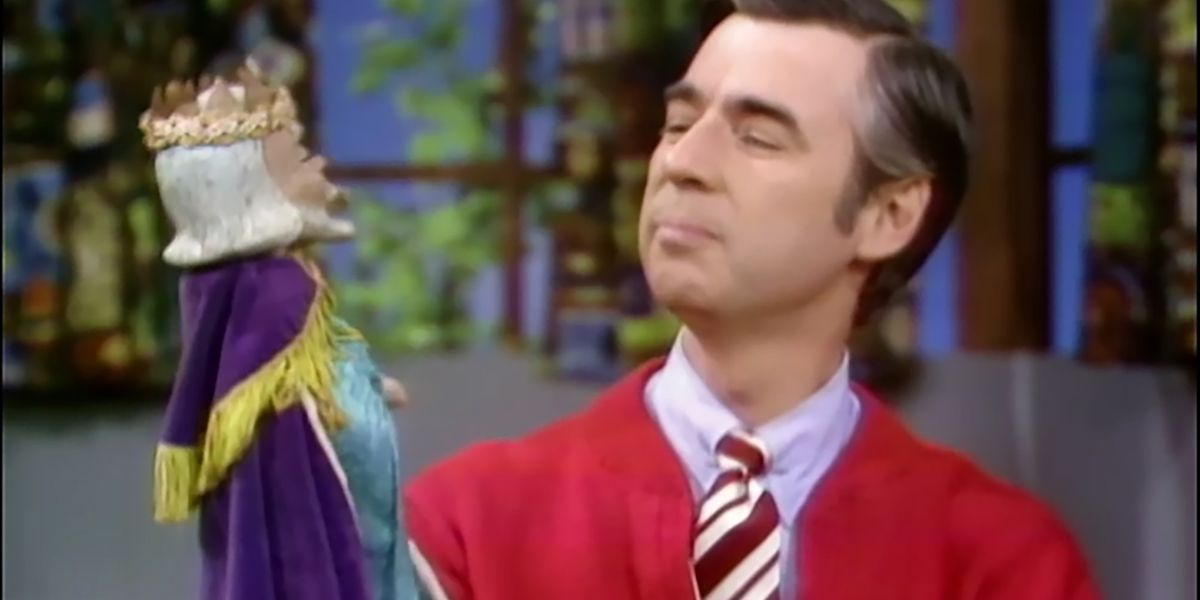 Adding up the business of Mister Rogers