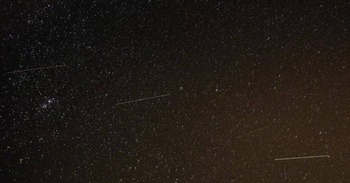 How to watch the Orionid meteor shower, expected to peak early Wednesday morning