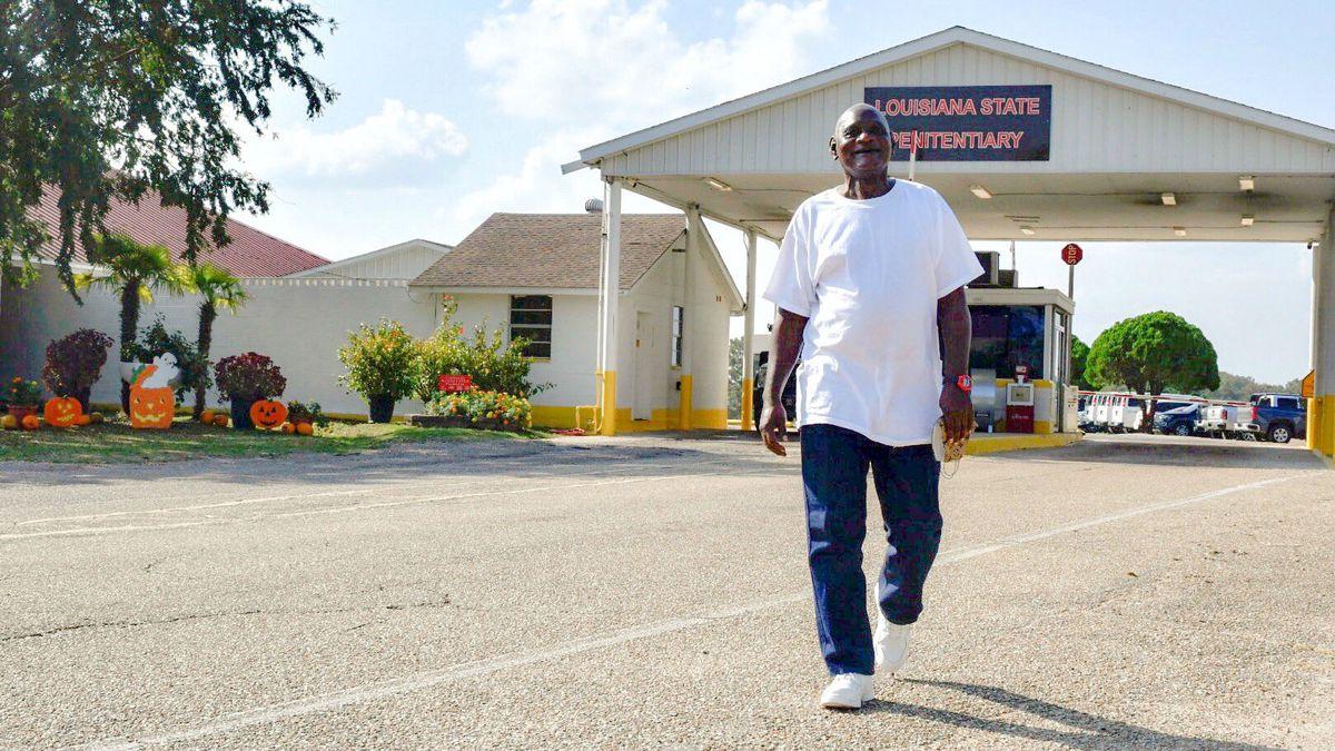 Fair Wayne Bryant: Board paroles Louisiana man serving life sentence over stolen hedge clippers