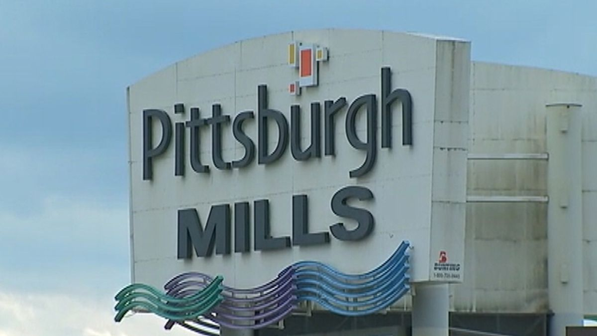 Shopping plaza next to Pittsburgh Mills mall to be auctioned off